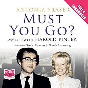 Must You Go? Audiobook