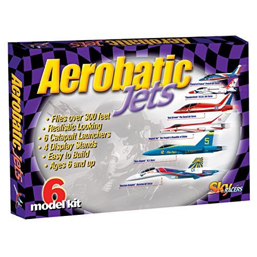 White Jet (White Wings Aerobatic Jets)