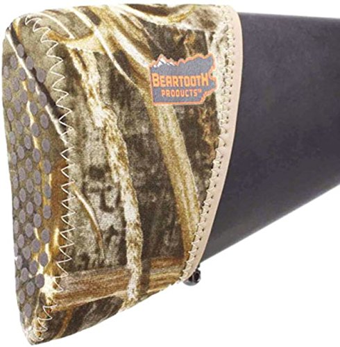Beartooth Recoil Pad Kit 2.0 (Realtree MAX-5) by Beartooth Products