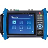 7'' LCD Multifunction CCTV Tester for HD-SDI and IP/PoE