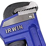 IRWIN Tools VISE-GRIP Pipe Wrench, Cast Iron, 3-Inch Jaw, 24-Inch Length (274104)