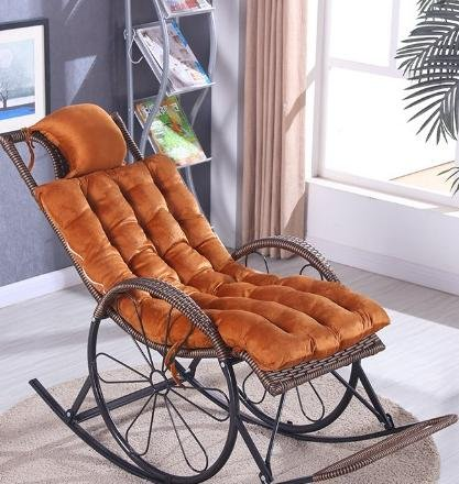 Desy salón silla cojines silla mecedora cojín reposacabezas ...