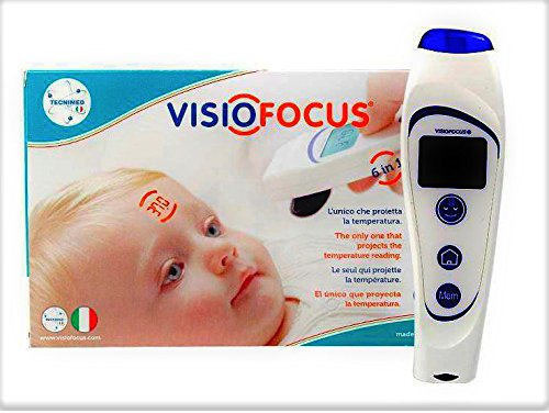 NEW Visiofocus Thermometer by Tecnimed Visiofocus Thermometer (Image #2)