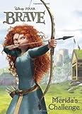 Merida's Challenge (Disney/Pixar Brave) (Deluxe Coloring Book) (2012-05-15)