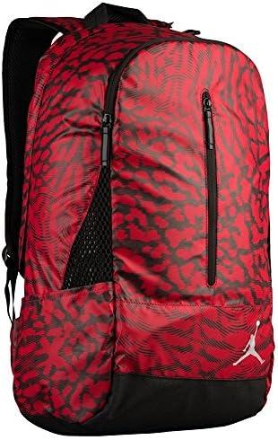 Nike Jordan Volt Bacpack Gym Red