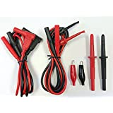 W&G WG-012 Electronic Test Lead Kit