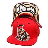 zephyr menace hat - Ottawa Senators Red