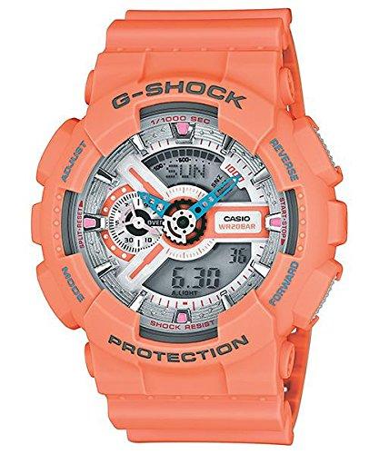 Casio - G-Shock - Dull/Faded Color Series - Orange - (Orange G-shock)