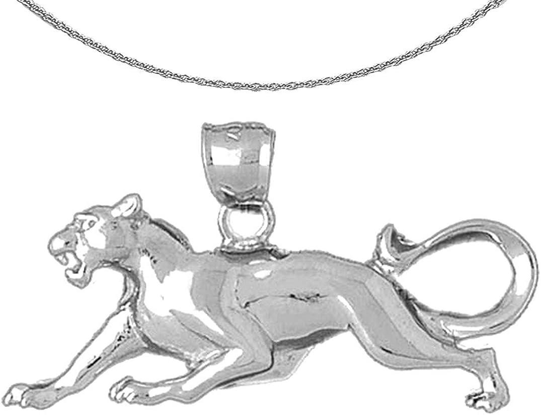 29 mm Jewels Obsession 3D Camel Pendant Sterling Silver 925 3D Camel Pendant