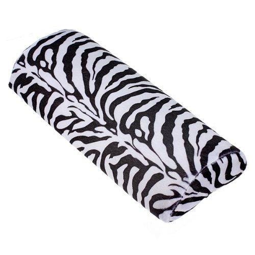 naisecore Zebra Streifen Handauflage Weiches Kissen Kissen Nail Art Design Maniküre Hälfte Spalte