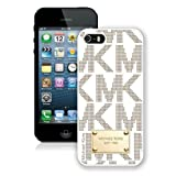 Hot Sale iPhone 5 5S Screen Case ,M-K White iPhone 5 5S Cover Unique And Popular Designed Phone Case