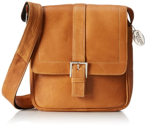 david-king-co-deluxe-medium-messenger-with-buckle-tan-one-size