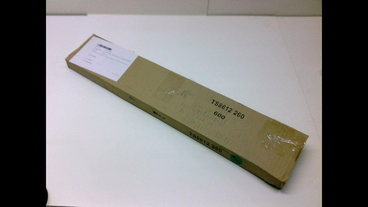Rittal Ts8612 260 - Pack of 4 - Ts Mounting Rail 600Mm X 33Mm X 18Mm Ts8612 260 - Pack of 4 -