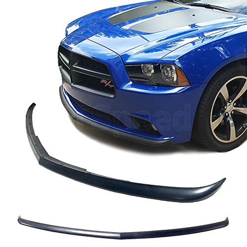 GTSpeed Made for 11-14 DODGE CHARGER SE / SXT/ R/T Sedan 4dr DAYTONA OE Style Front PU Bumper Lip (Will NOT Fit SRT - Bumper Front Charger Style