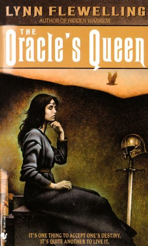 book cover of The Oracle\'s Queen