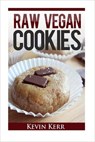 Book Raw Vegan Cookies: Raw Food Cookie, Brownie, and Candy Recipes.