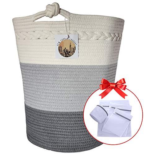 Cotton Rope Basket - 17.8