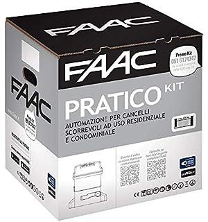 FAAC - Recambio 7580375 FineRSA MLS para motor 746 y 844: Amazon.es: Bricolaje y herramientas