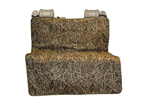 Ducks Unlimited Blades Two Barrel Double Seat Cover, X-Large