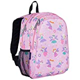 Wildkin Olive Kids 14417 Fairy Princess Sidekick Backpack Toy, One Color, One Size