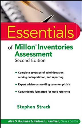 Essentials of millon inventories assessment essentials of essentials of millon inventories assessment essentials of psychological assessment 2nd edition kindle edition fandeluxe Image collections