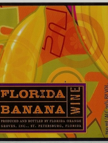 Florida Orange Groves Florida Banana