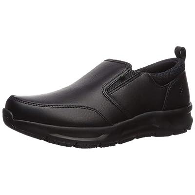 Emeril Lagasse Women's Quarter Slip on Tumbled Food Service Shoe: Shoes