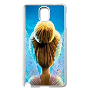 SamSung Galaxy Note3 phone cases White Tinkerbell cell phone cases Beautiful gifts NYU45744828