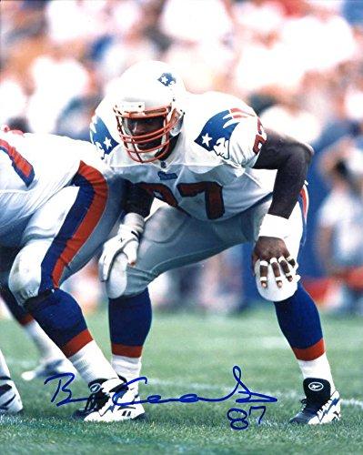 Ben Coates Autographed/ Original Signed 8x10 Color Photo ...