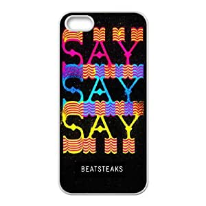 Beatsteaks iPhone 4 4s Cell Phone Case White present pp001_9600411