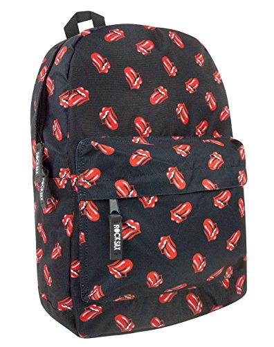 Rock Sax The Rolling Stones All Over Classic Backpack (Bag Stones Rolling)