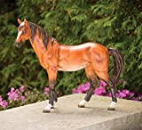 Bits and Pieces - Large Horse Sculpture - Durable Resin Sculpture - Remarkable Realistic Detail