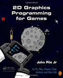 2D Graphics Programming for Games - Best Reviews Guide