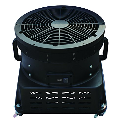 """XPOWER BR-450 1 HP 18"""" Vertical Advertisement Inflatable Blower Fan for Sky Fly Guy Air Puppet"""
