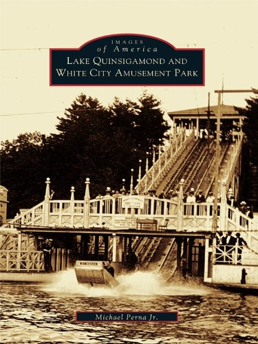 Lake Quinsigamond and White City Amusement Park (Images of - Images Of City Lincoln