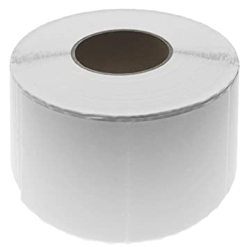 BeMatik - Rollo bobina de 1800 etiquetas adhesivas para ...