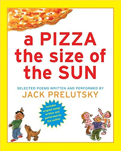 A Pizza The Size of The Sun CD by Greenwillow Books