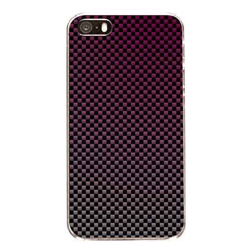 "Disagu Design Case Coque pour Apple iPhone 5s Housse etui coque pochette ""Carbon Look No.2"""