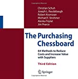 The Purchasing Chessboard: 64 Methods to Reduce Costs and Increase Value with Suppliers offers