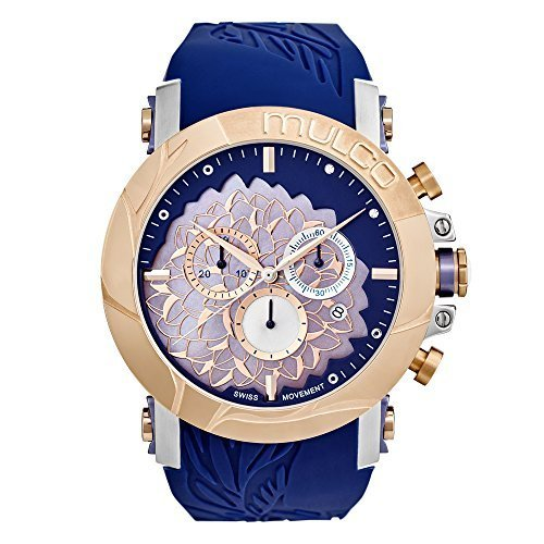 Mulco Le Fleur MW3-14067-043 Hortensia Collection Blue Band