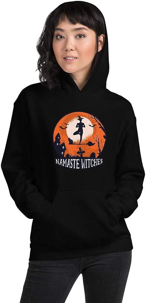 BOBBLE HEAD TEES Namaste Witches Unisex Hoodie