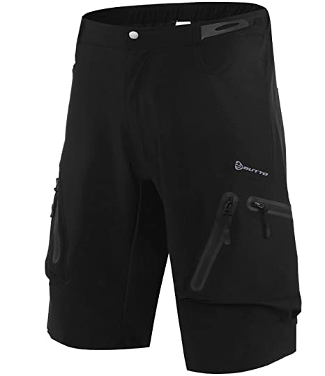 Amazon.com  Outto Men s Cycling Shorts Breathable Quick Dry MTB ... 285ceeacf