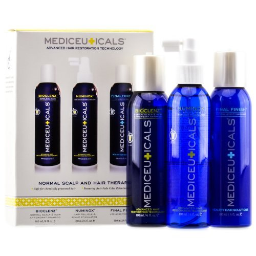Antioxidant Bioclenz Shampoo Therapro (Therapro Mediceuticals Normal Scalp And Hair Therapy Kit)