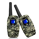 Retevis RT628 Kids Walkie Talkie Outdoor Two Way Radio VOX Scan Function Children