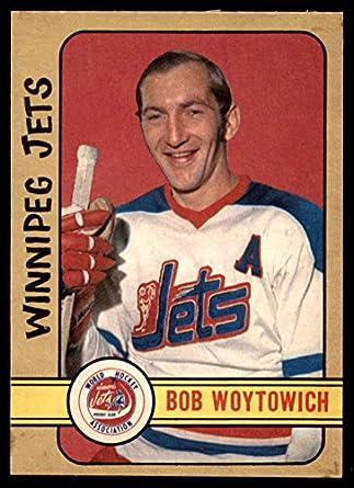 new product f2d43 ce62a Amazon.com: Hockey NHL 1972-73 O-Pee-Chee #325 Bob Woytowich ...