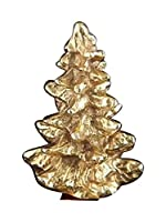 JT Brass Tree Stocking, Large Hook Gold