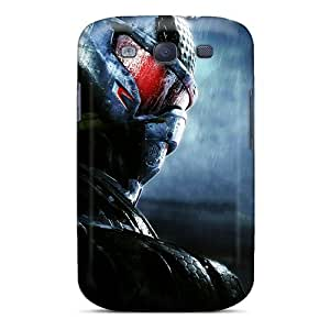 Awesome Crysis 3 The Nanosuit Flip Case With Fashion Design For Galaxy S3