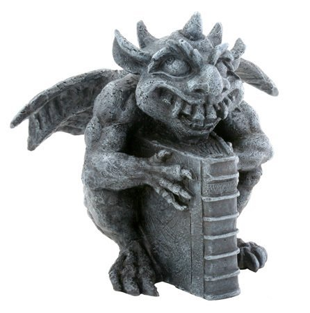 - YTC Crazy Gargoyle - Collectible Figurine Statue Sculpture Figure Model