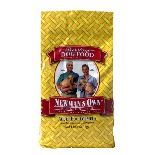 Newmans Own Organics Adult Healthy Dog Food, 12.5 Pound -- 3 per case.