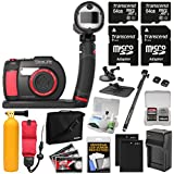SeaLife DC2000 HD Underwater Digital Camera with Sea Dragon Flash Set + 2 64GB Cards + Batteries & Charger + AquaPod + Suction Cup Mount + Buoy Kit